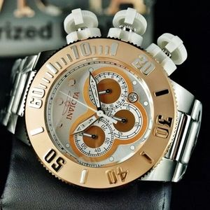 Invicta Subaqua Sea Dragon Chronograph Watch